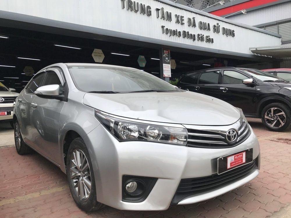 Cần bán Toyota Corolla Altis đời 2016, màu bạc, số tự động, máy xăng (3)