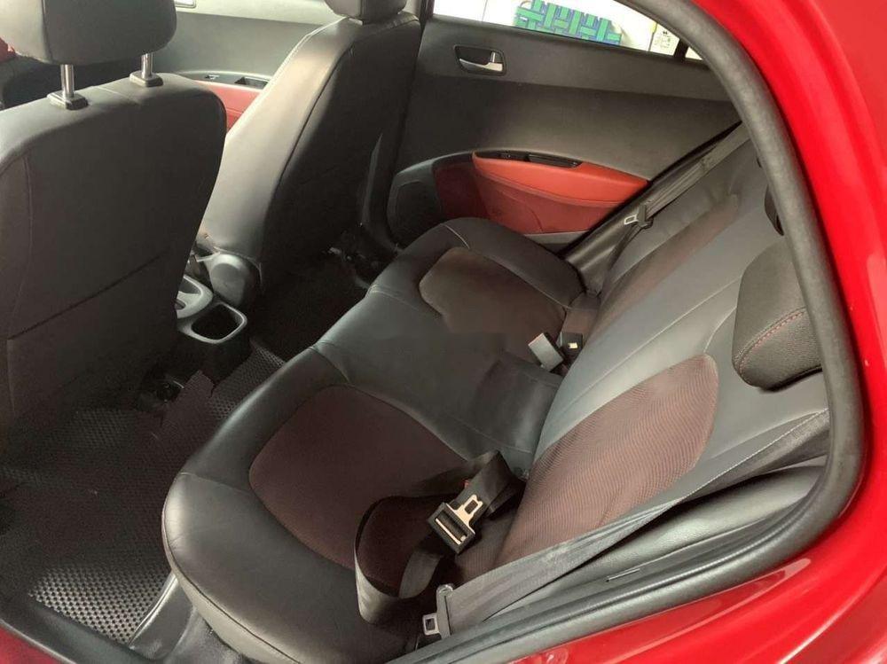 Cần bán Hyundai Grand i10 1.2 đời 2016, màu đỏ, xe nhập xe gia đình (9)