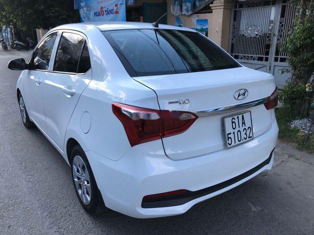 Bán Hyundai Grand i10 1.2 MT 2018, màu trắng, giá tốt (7)