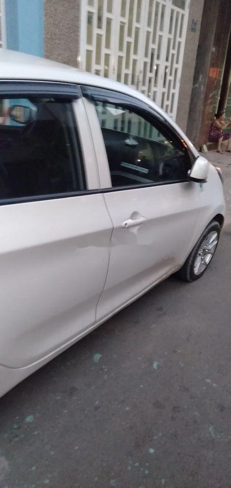 Bán xe cũ Kia Morning sản xuất 2014, màu trắng (3)