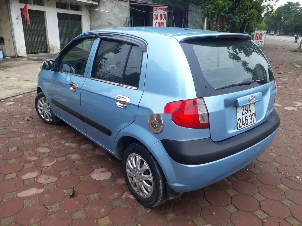 Xe Hyundai Getz MT năm sản xuất 2008, màu xanh lam, xe nhập (2)