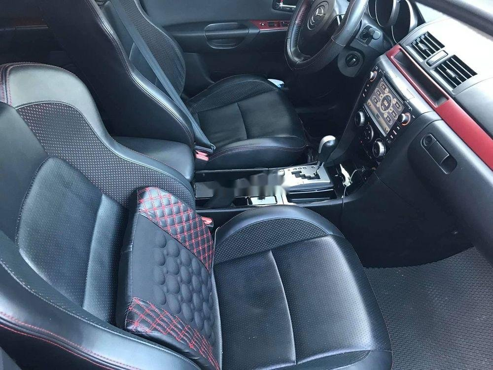 Cần bán lại xe Mazda 3 2.0 AT 2009, màu đen số tự động, 315 triệu (4)