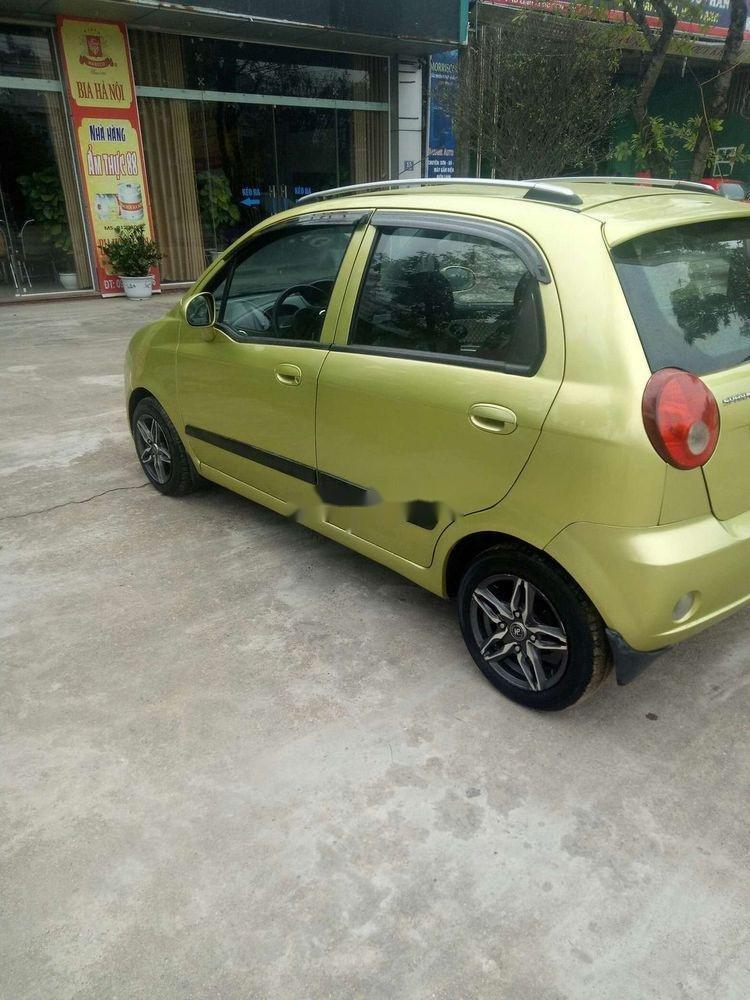 Cần bán xe Chevrolet Spark MT sản xuất 2009, giá tốt (2)