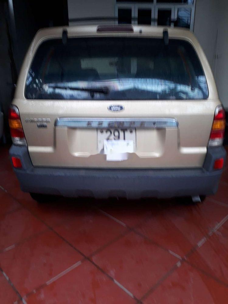 Bán Ford Escape 3.0 V6 đời 2002 số tự động, giá tốt (1)