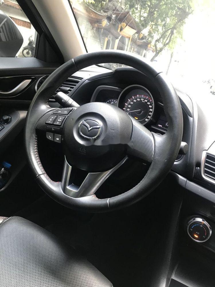 Bán Mazda 3 AT đời 2015, màu trắng chính chủ giá cạnh tranh (9)