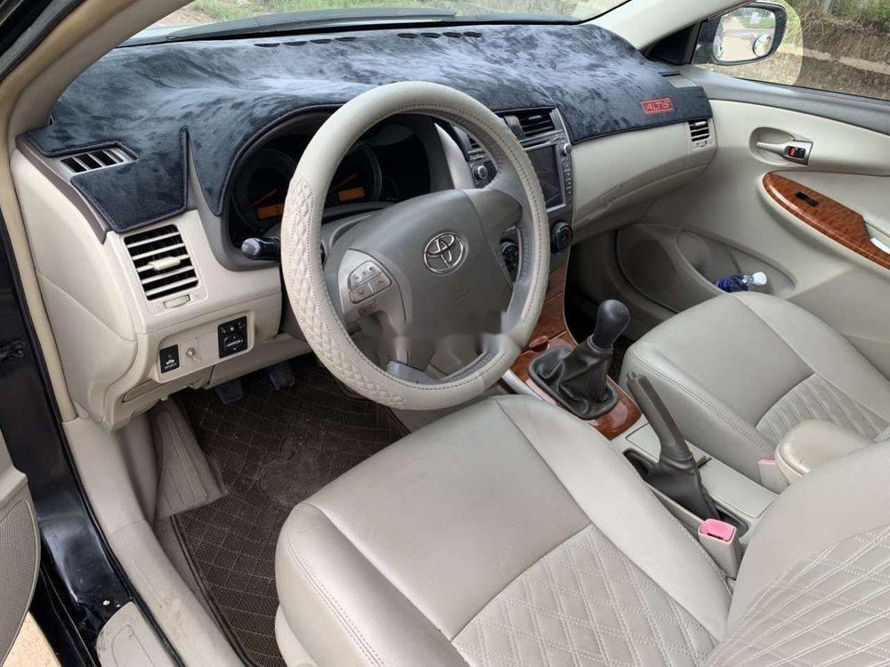 Cần bán Toyota Corolla Altis sản xuất 2008, màu đen, giá chỉ 348 triệu (6)