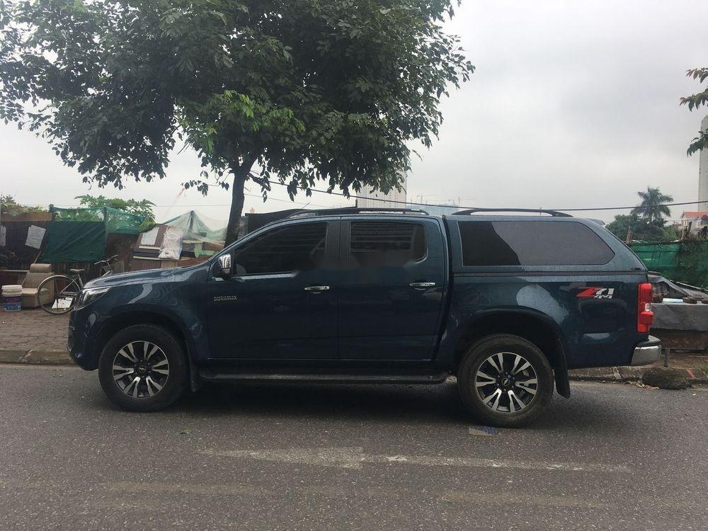 Bán Chevrolet Colorado 2.8 2017 đẹp như mới (3)