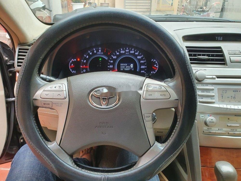 Cần bán xe Toyota Camry năm sản xuất 2011, 585tr (2)