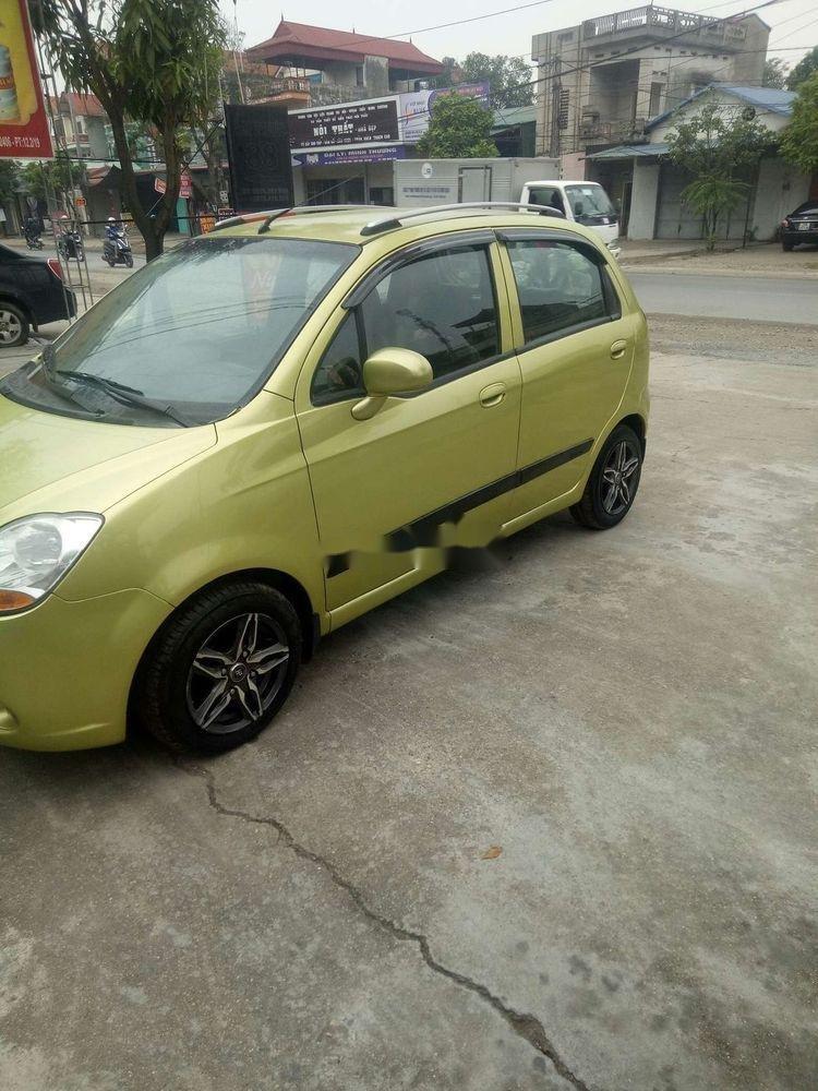 Cần bán xe Chevrolet Spark MT sản xuất 2009, giá tốt (3)