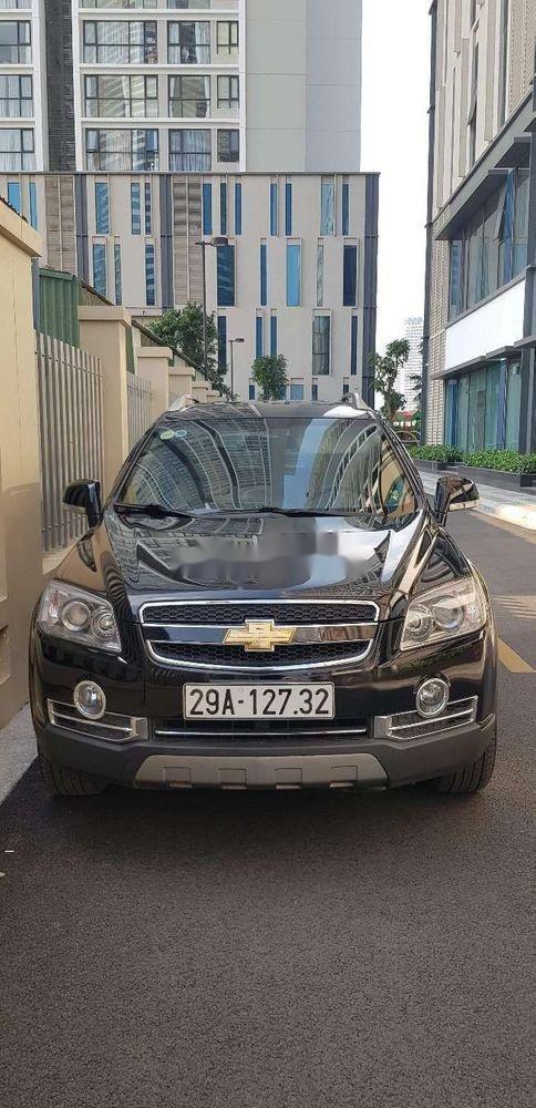 Bán Chevrolet Captiva AT đời 2011 số tự động (2)