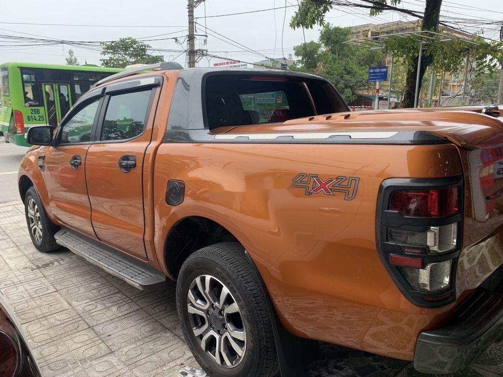 Bán Ford Ranger sản xuất năm 2017, chính chủ, giá cạnh tranh (3)
