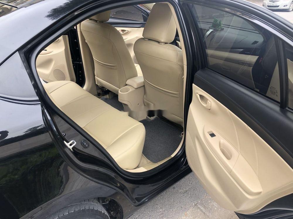 Bán xe cũ Toyota Vios 2017, màu đen số tự động (6)