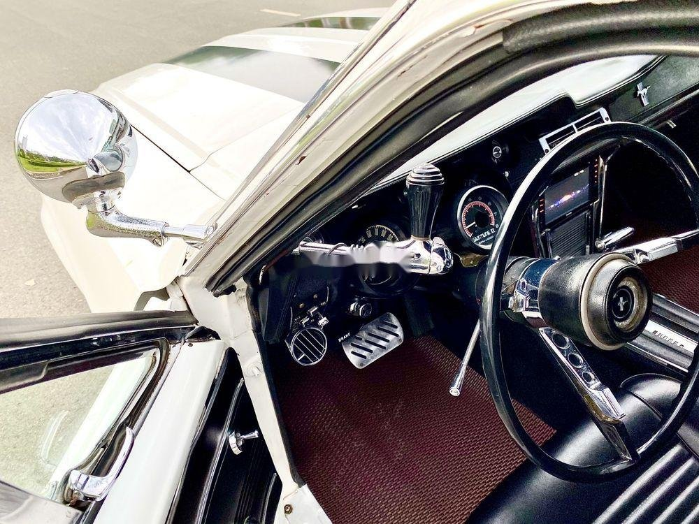 Bán xe Ford Mustang 1980, màu trắng, nhập khẩu, số tự động (10)