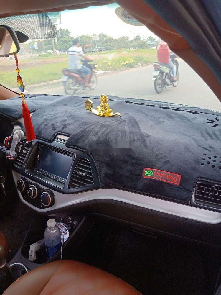 Cần bán lại xe Kia Morning sx 2014, nhập khẩu nguyên chiếc xe gia đình, giá tốt (4)