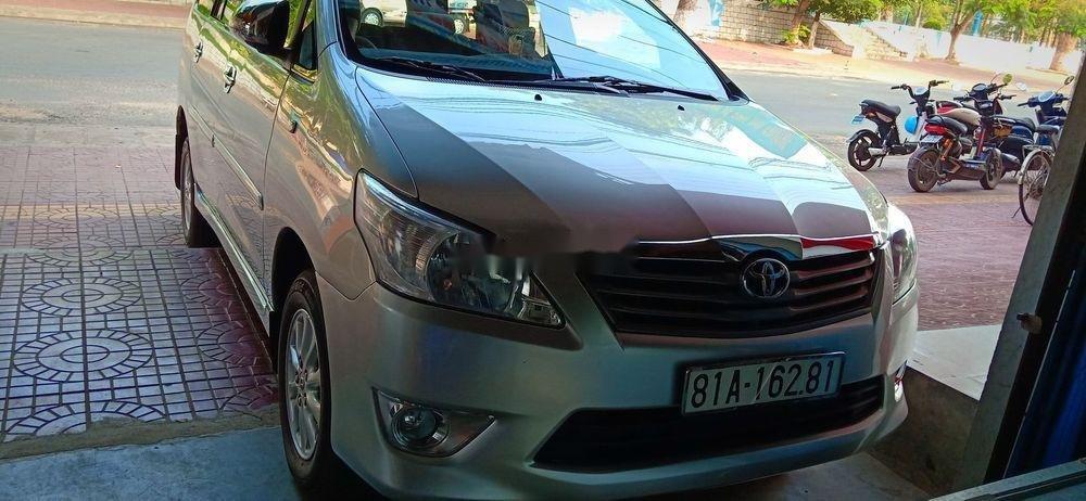Bán Toyota Innova MT sản xuất năm 2013 (4)