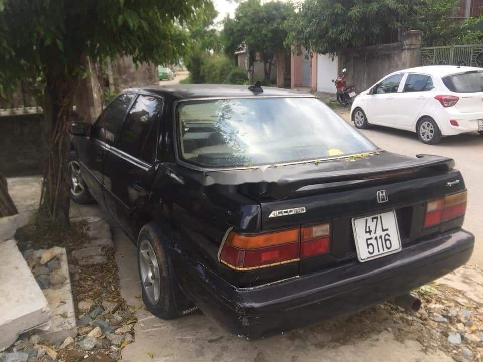 Cần bán gấp Honda Accord MT 1986, nhập khẩu nguyên chiếc (3)