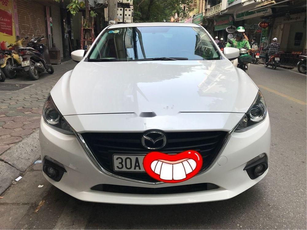 Bán Mazda 3 AT đời 2015, màu trắng chính chủ giá cạnh tranh (4)