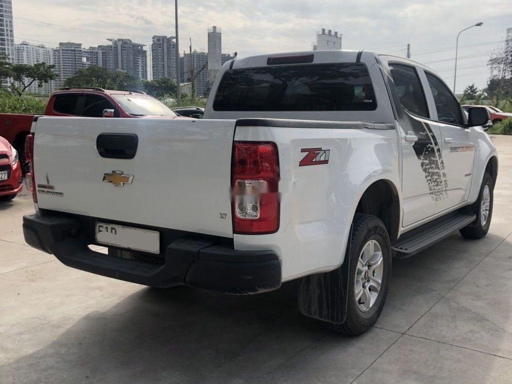Bán xe Chevrolet Colorado LT 2.5AT đời 2018, màu trắng, nhập khẩu nguyên chiếc số tự động (5)
