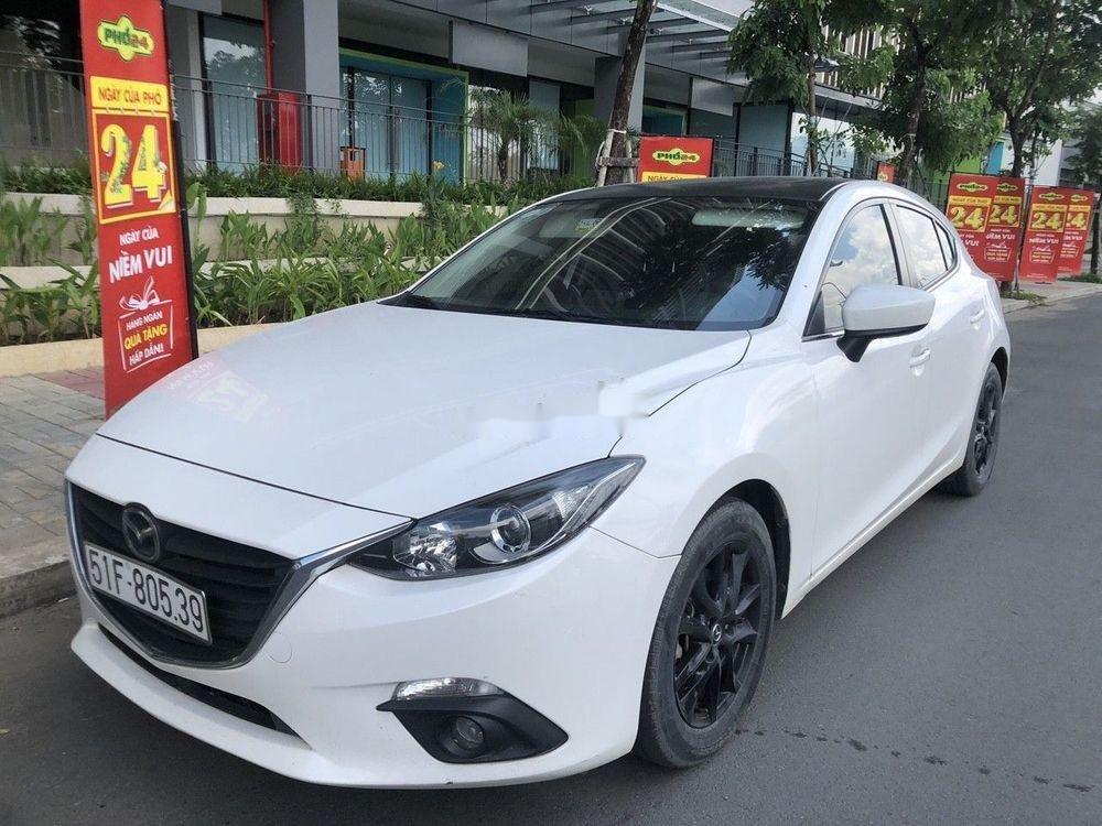 Bán xe Mazda 3 sản xuất 2016, khuyến mãi ưu đãi (1)