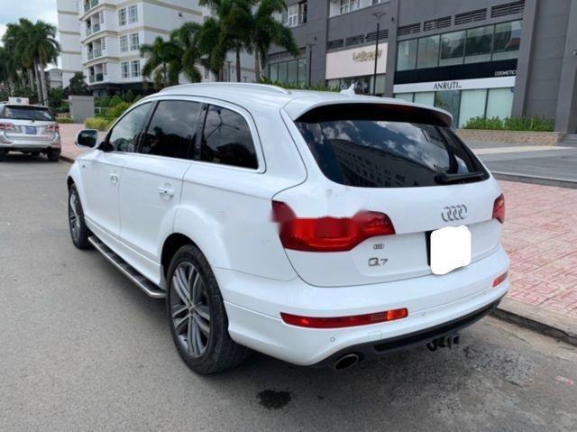 Cần bán lại xe Audi Q7 đời 2011, màu trắng, nhập khẩu nguyên chiếc chính chủ, giá tốt (7)