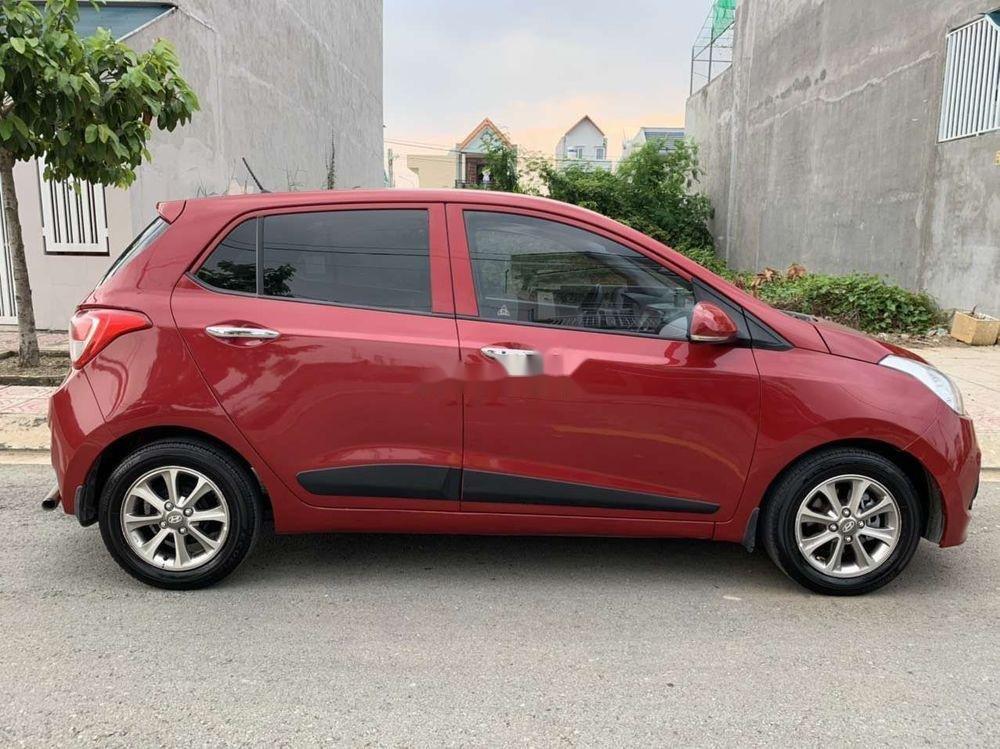 Cần bán Hyundai Grand i10 1.2 đời 2016, màu đỏ, xe nhập xe gia đình (4)