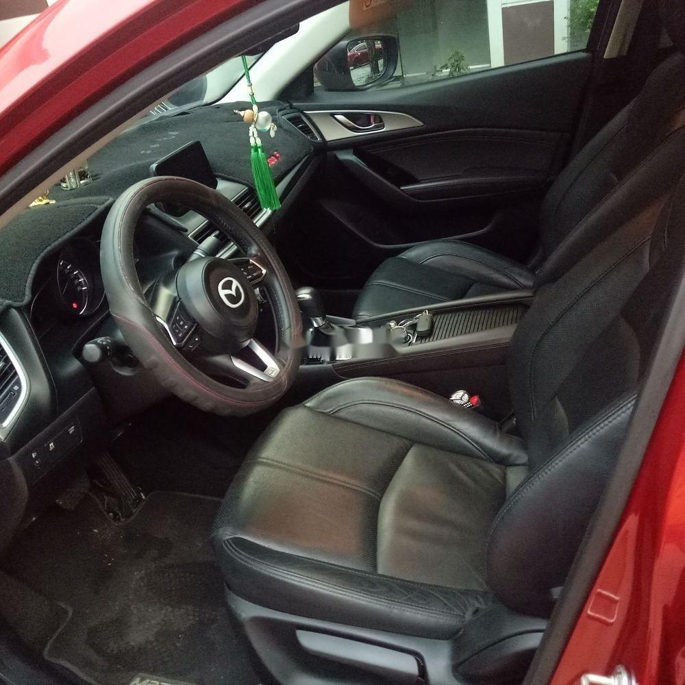 Bán Mazda 3 sản xuất năm 2017, màu đỏ, xe gia đình (5)
