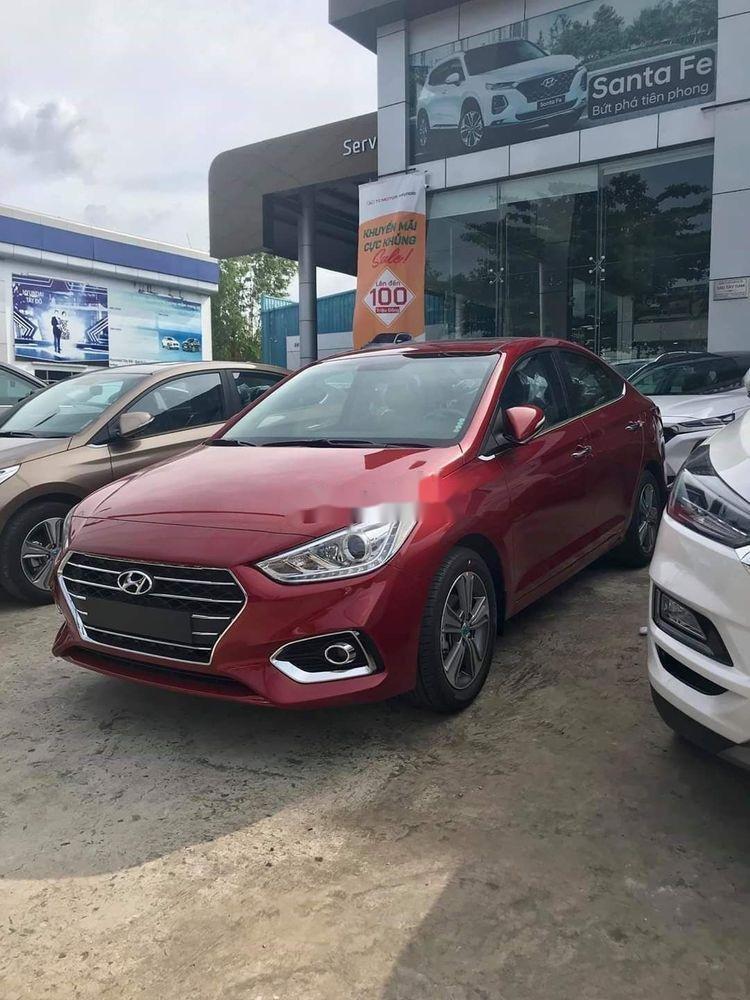 Bán xe Hyundai Accent 1.4AT sản xuất 2019, giá tốt (2)
