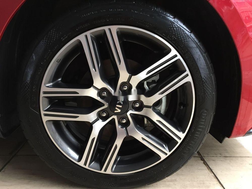Bán xe Kia Cerato sản xuất năm 2019, màu đỏ, giá chỉ 647 triệu (5)