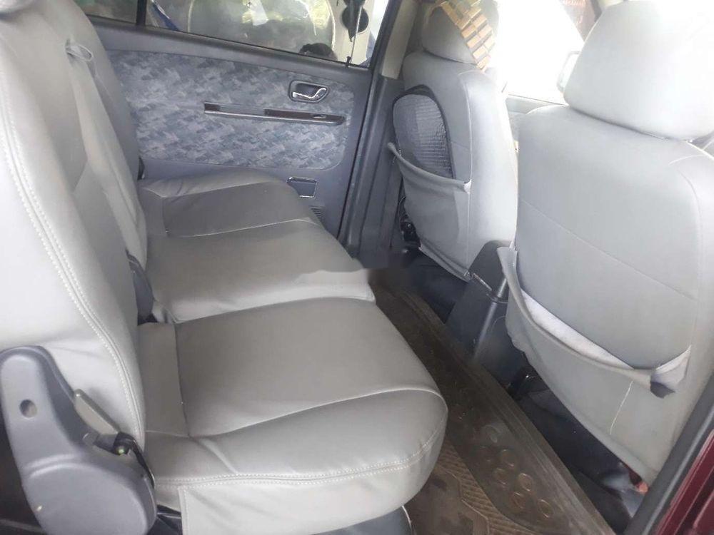 Bán Mitsubishi Jolie năm sản xuất 2003, màu đỏ, nhập khẩu, xe gia đình  (4)