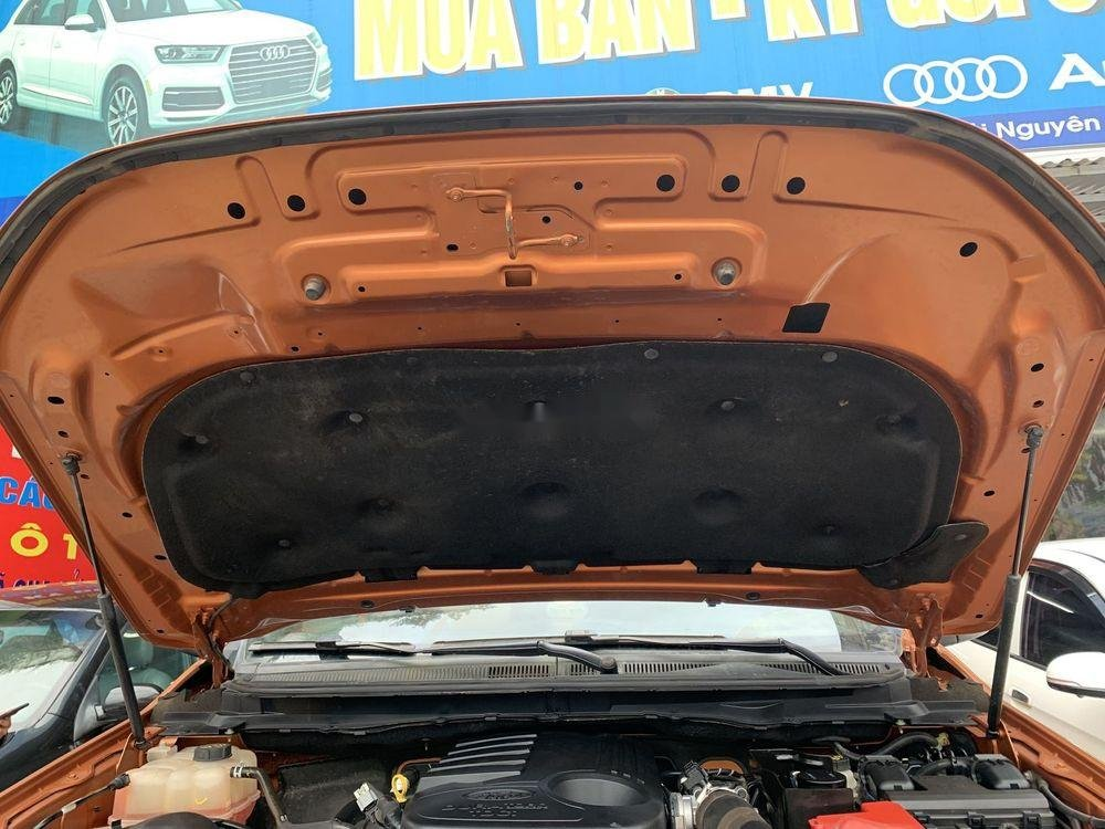 Bán Ford Ranger sản xuất năm 2017, chính chủ, giá cạnh tranh (5)