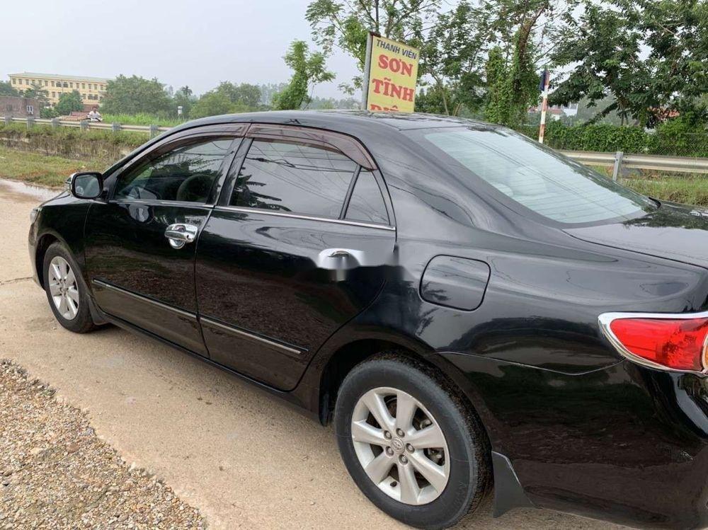 Cần bán Toyota Corolla Altis sản xuất 2008, màu đen, giá chỉ 348 triệu (3)