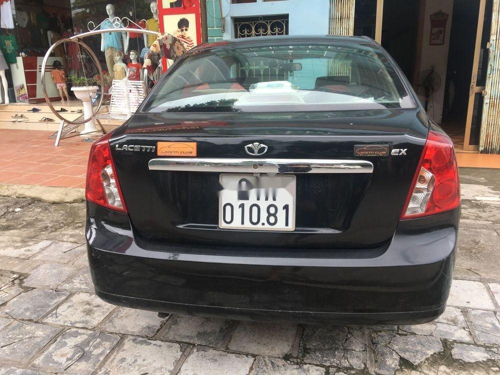 Bán Daewoo Lacetti đời 2004, màu đen, nhập khẩu nguyên chiếc (4)