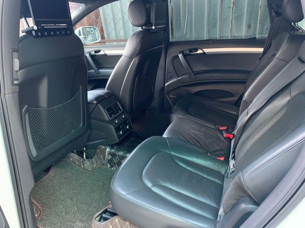 Cần bán lại xe Audi Q7 đời 2011, màu trắng, nhập khẩu nguyên chiếc chính chủ, giá tốt (5)