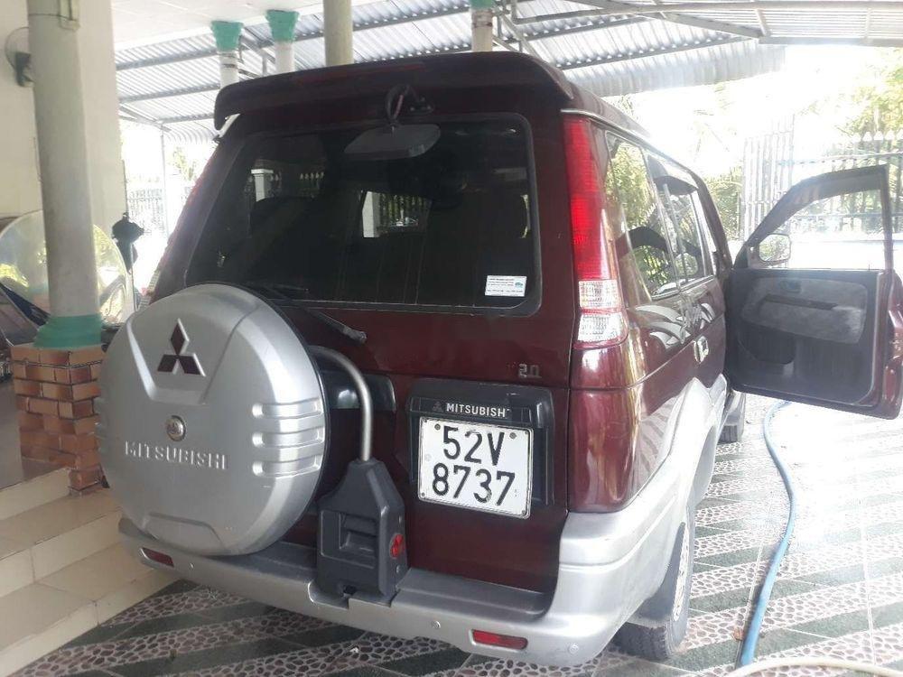 Bán Mitsubishi Jolie năm sản xuất 2003, màu đỏ, nhập khẩu, xe gia đình  (3)