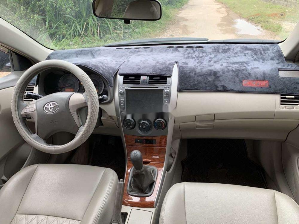 Cần bán Toyota Corolla Altis sản xuất 2008, màu đen, giá chỉ 348 triệu (5)