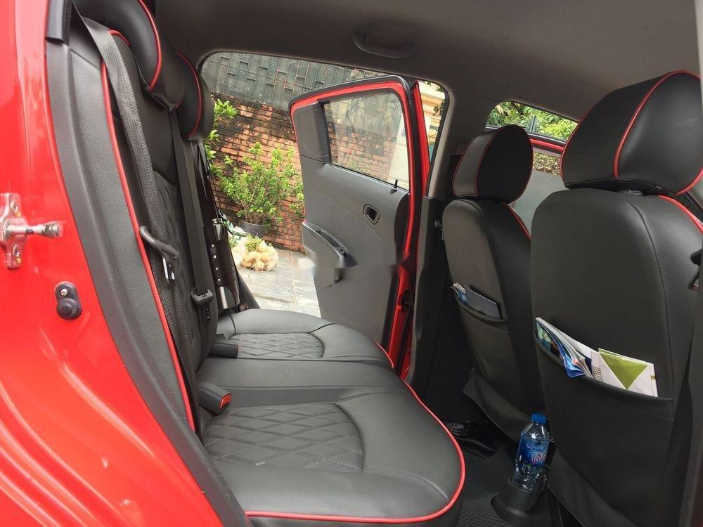 Bán xe Chevrolet Spark năm 2014, màu đỏ, giá 205tr (8)