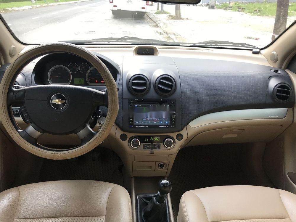 Bán ô tô Chevrolet Aveo 2014, màu trắng (7)