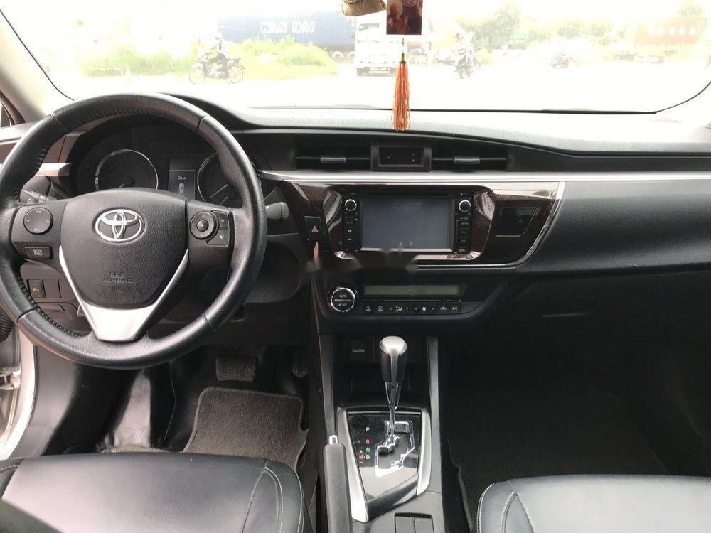 Cần bán Toyota Corolla Altis đời 2016, màu bạc, số tự động, máy xăng (6)