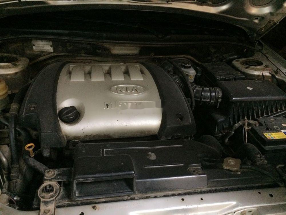 Bán xe cũ Kia Spectra sản xuất năm 2004, màu bạc (3)