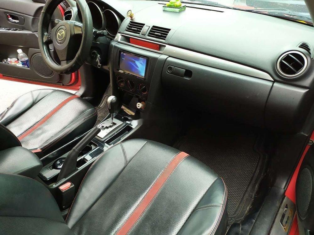 Bán xe Mazda 3 AT sản xuất 2009, màu đỏ, xe nhập (3)