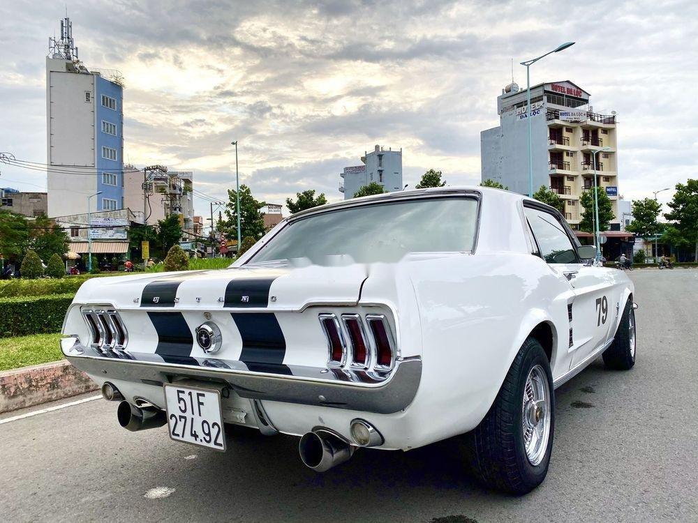Bán xe Ford Mustang 1980, màu trắng, nhập khẩu, số tự động (3)