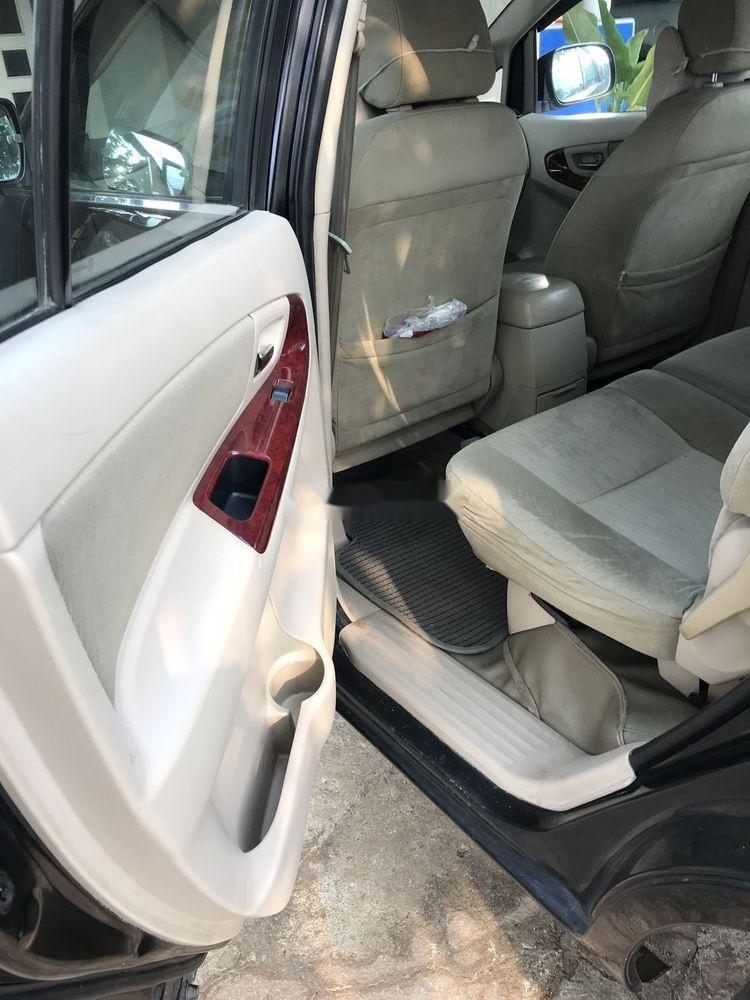 Bán Toyota Innova sản xuất 2006, màu đen chính chủ, giá 285tr (9)