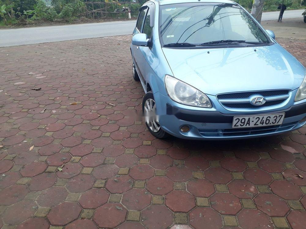 Xe Hyundai Getz MT năm sản xuất 2008, màu xanh lam, xe nhập (1)