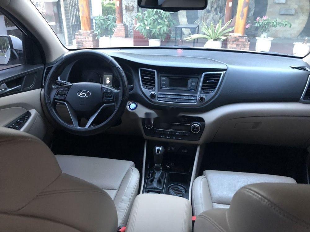 Bán Hyundai Tucson 2.0 2016, màu trắng, nhập khẩu xe gia đình (5)