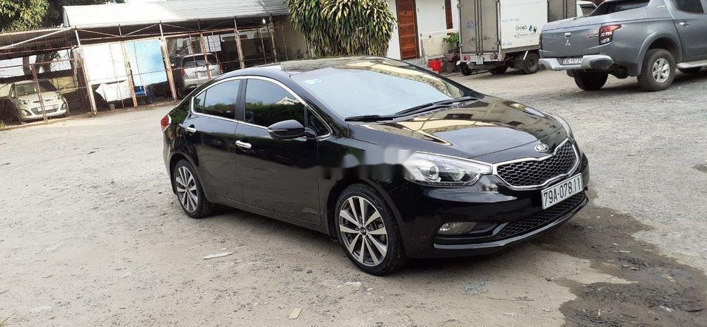Cần bán Kia K3 năm sản xuất 2014, màu đen (6)