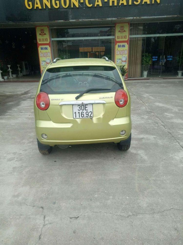 Cần bán xe Chevrolet Spark MT sản xuất 2009, giá tốt (6)