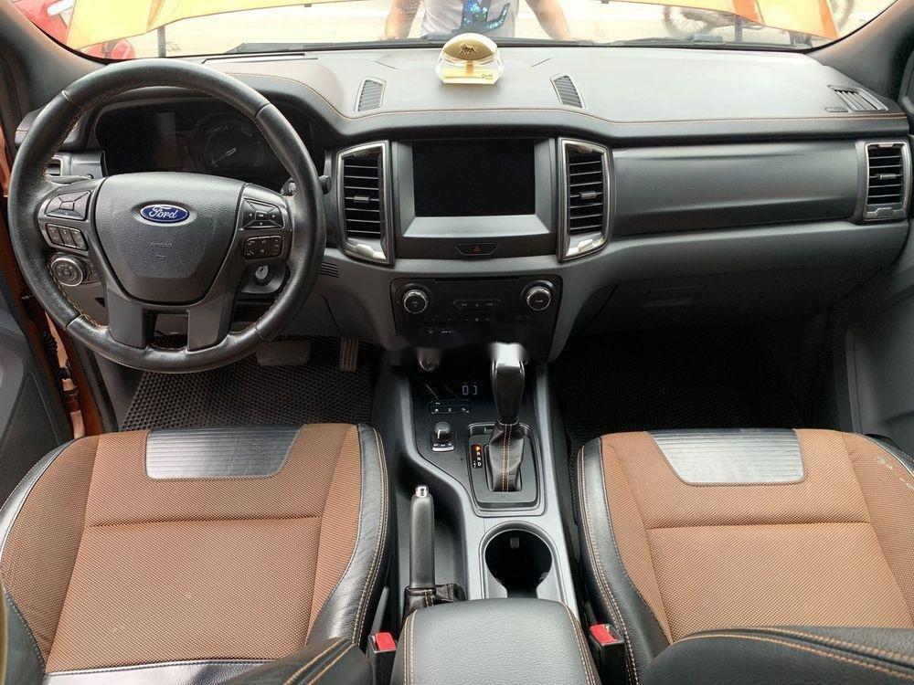 Bán Ford Ranger sản xuất năm 2017, chính chủ, giá cạnh tranh (6)