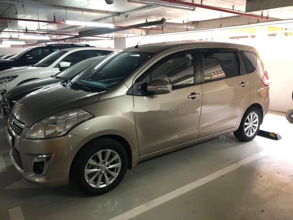 Cần bán gấp Suzuki Ertiga AT sản xuất 2014 (2)