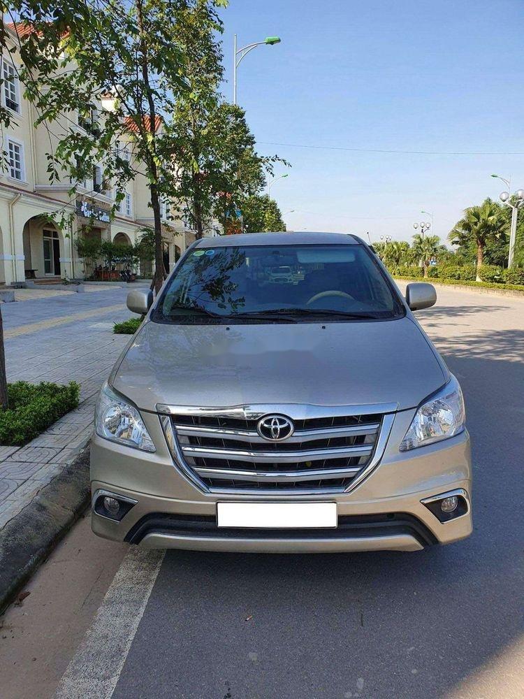 Bán Toyota Innova năm sản xuất 2013, nhập khẩu nguyên chiếc xe gia đình giá cạnh tranh (2)