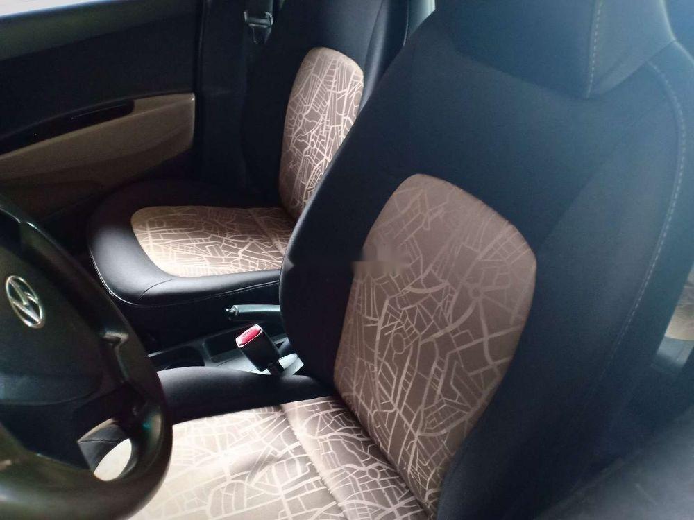 Cần bán lại xe Hyundai Grand i10 MT đời 2014, màu xanh lam, nhập khẩu nguyên chiếc  (4)